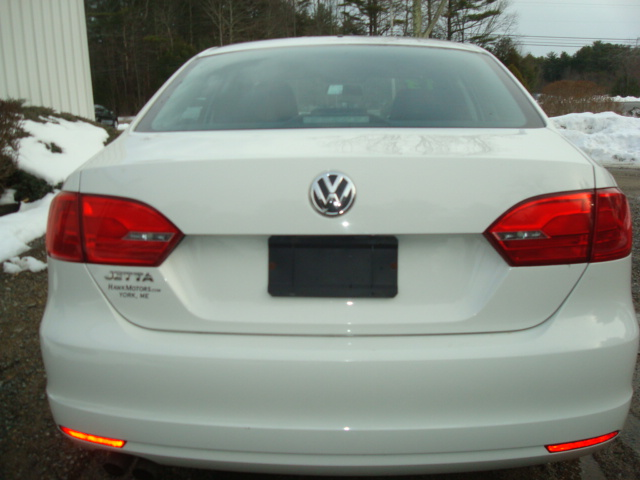 2013 VW Jetta tail