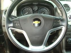 2013 Chevrolet Captiva steering