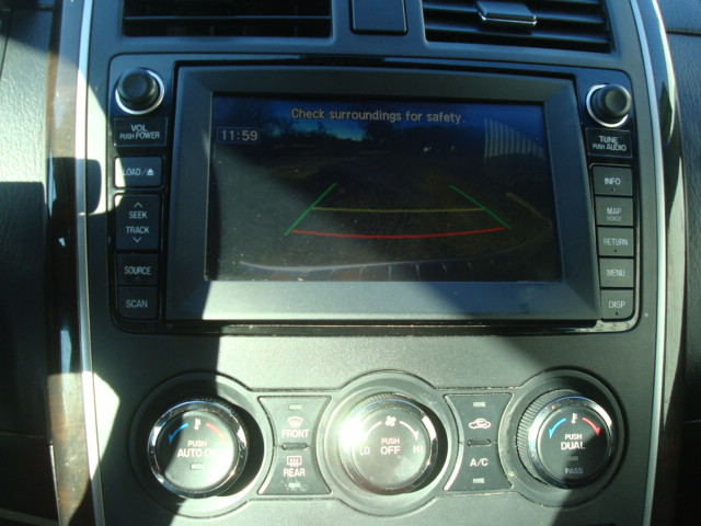 2011 Mazda CX9 back-up camera