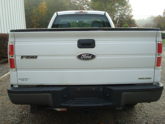 2011 Ford F-150 tail