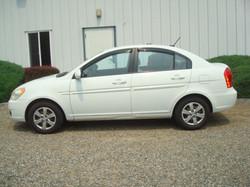 2009 Hyundai Accent 2