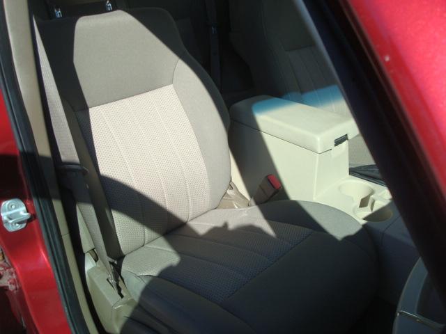 2011 Jeep pass seat