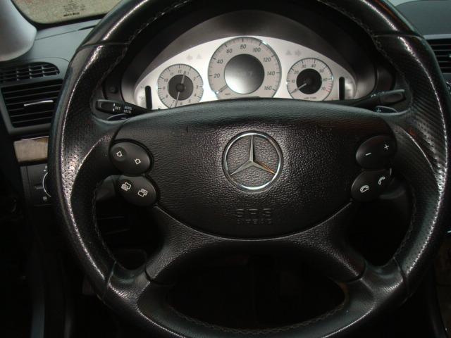 2009 Mercedes E-350 steering