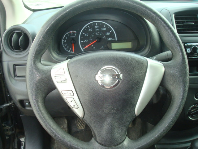 2015 Nissan Versa steering