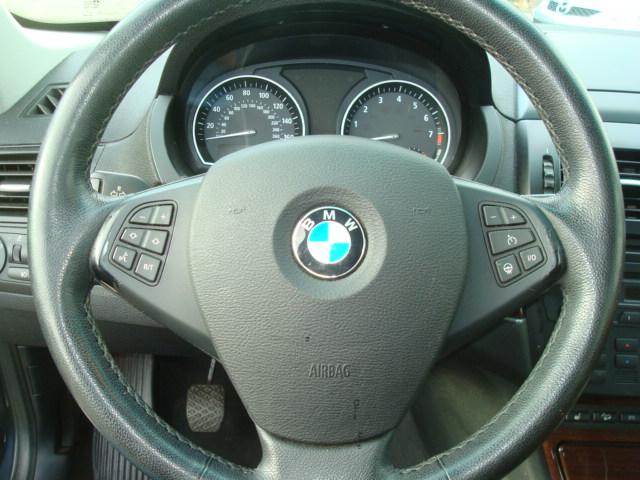 2010 BMW X3 steering