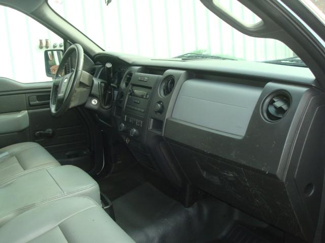 2011 Ford F-150 dash