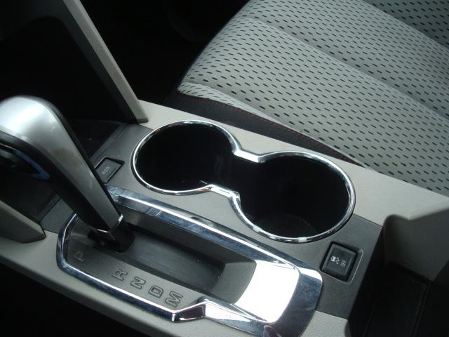 2011 Chevy Equinox shift