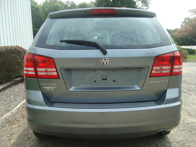 2010 Dodge Journey tail