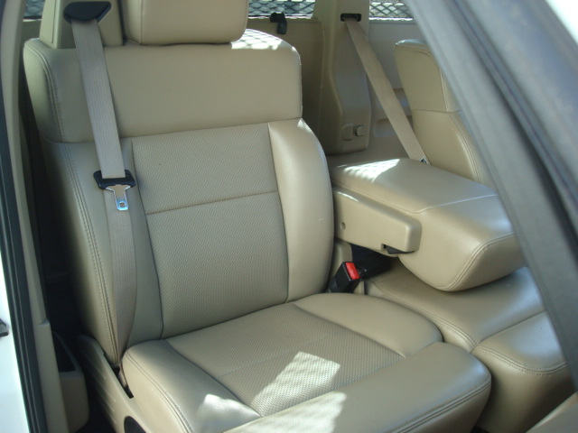 2008 Ford F-150 pass seat