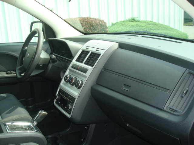 2010 Dodge Journey dash