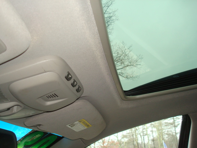 2009 Volvo XC90 sunroof