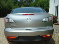 2010 Mazda 3 tail