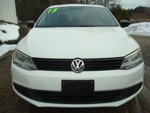 2013 VW Jetta hood