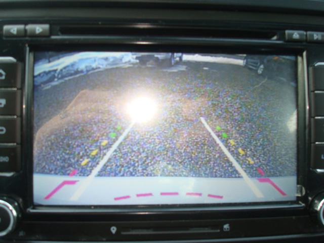 2013 VW Jetta back up camera