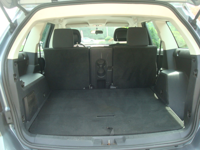2010 Dodge Journey tail up