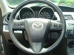 2010 Mazda 3 steering