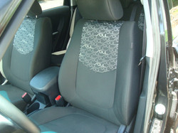 2010 Kia Soul seat