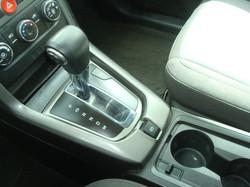 2013 Chevrolet Captiva shift