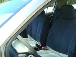 2008 Nissan Versa seat