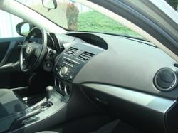 2010 Mazda 3 dash