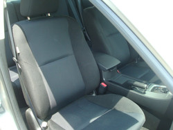 2010 Mazda 3 pass seat