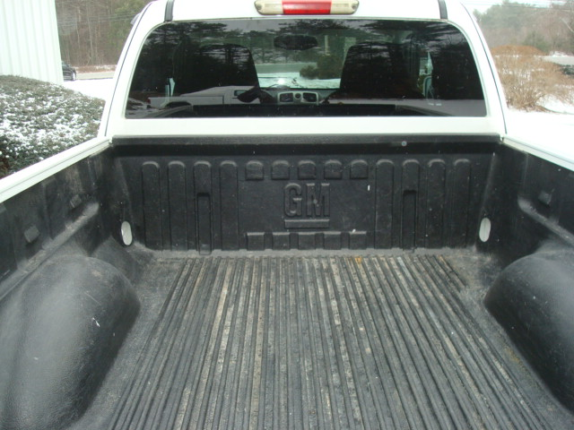 2009 Chevy Colorado bedliner