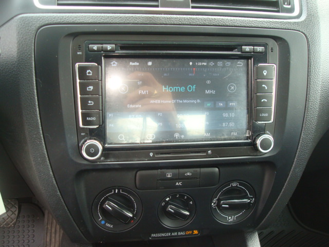 2013 VW Jetta radio