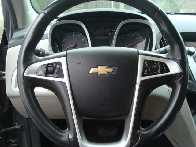 2011 Chevy Equinox steering