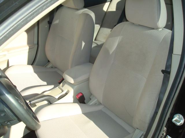 2011 Mitsubishi seat