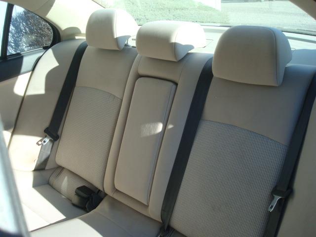 2011 Mitsubishi rear seat 2