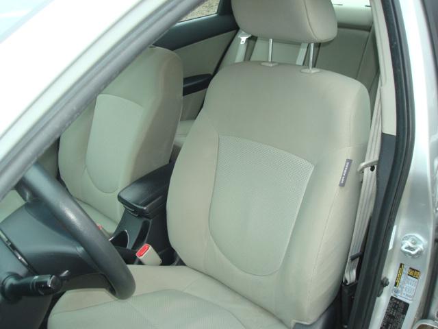 2012 Kia Forte seat