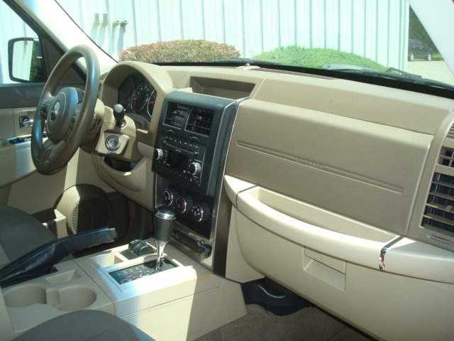 2011 Jeep dash