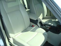 2007 Saab 9-3 pass seat