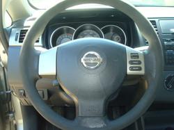 2008 Nissan Versa steering