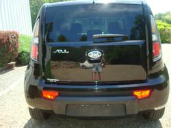 2010 Kia Soul tail