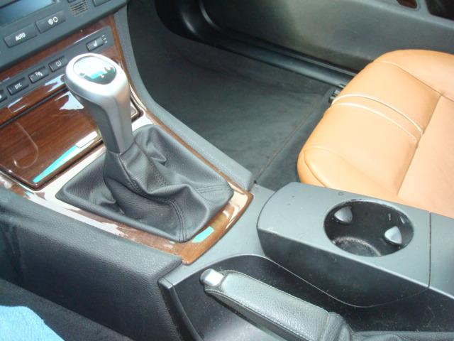 2010 BMW X3 shift
