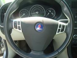 2007 Saab 9-3 steering