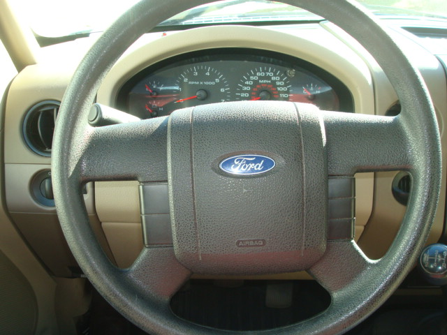 2008 Ford F-150 steering