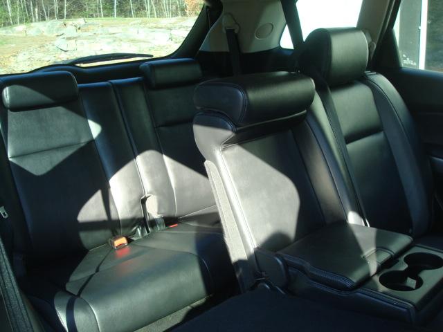 2011 Mazda CX9 3rd row seat 2