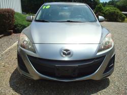 2010 Mazda 3 hood