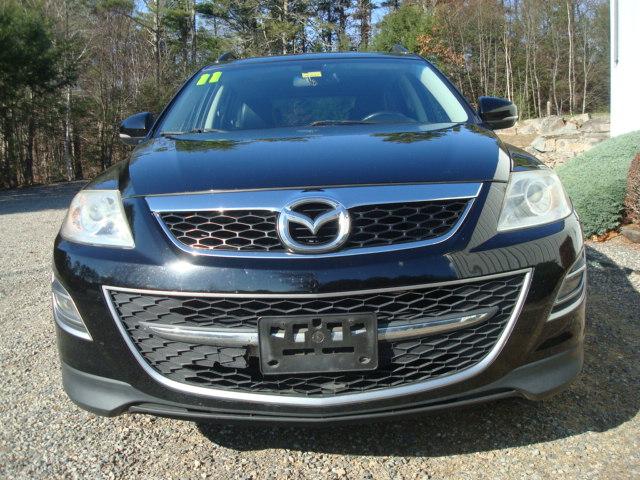 2011 Mazda CX9 hood