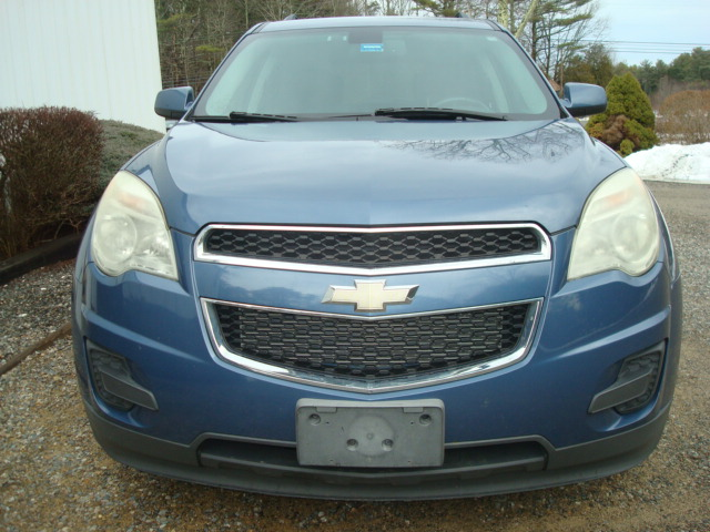 2011 Chevy Eq hood