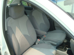 2009 Hyundai Accent pass seat