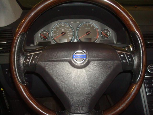 2009 Volvo XC90 steering wheel
