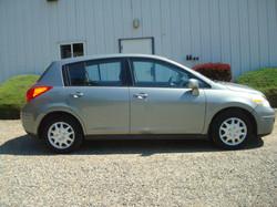 2008 Nissan Versa 2