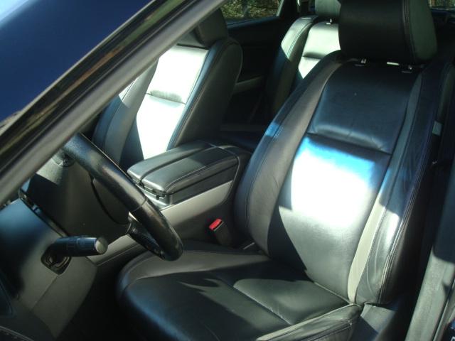 2011 Mazda CX9 seat