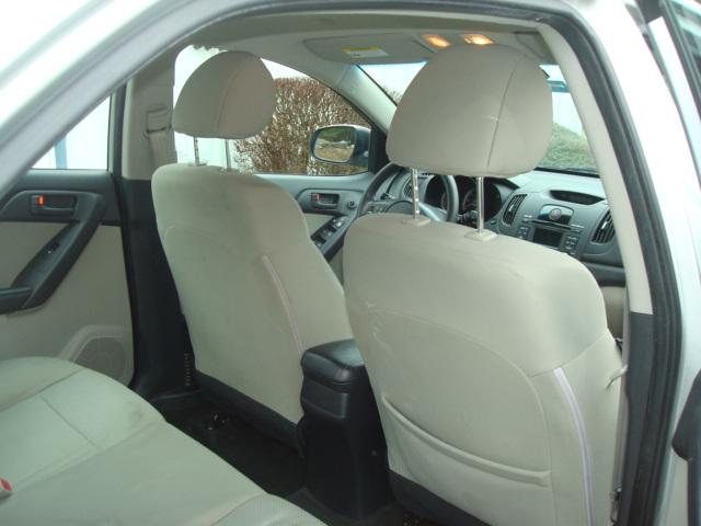 2012 Kia Forte rear seat 2