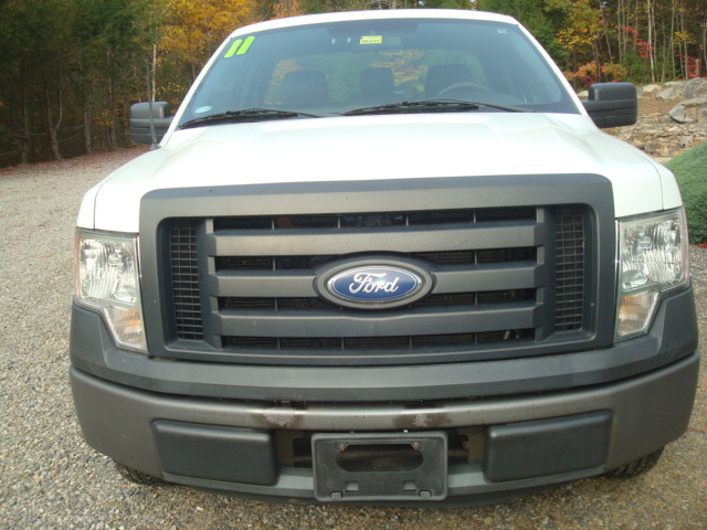 2011 Ford F-150 hood