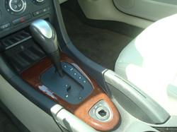 2007 Saab 9-3 shift