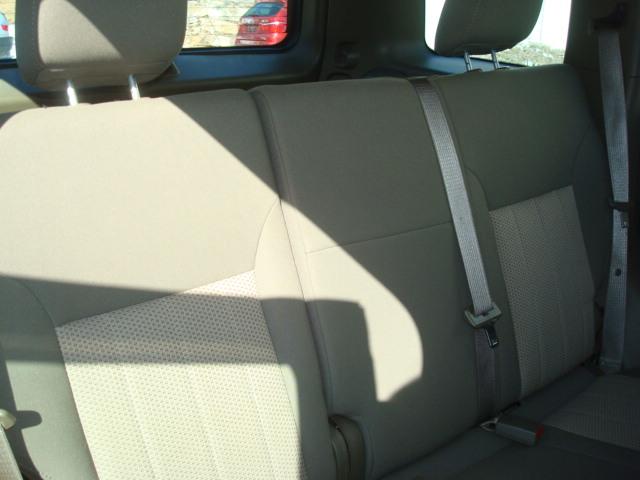 2011 Jeep rear seats